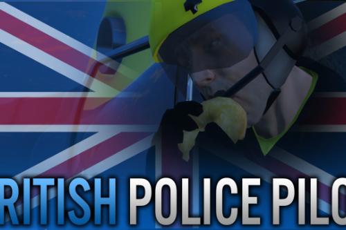 F3783c british police pilot