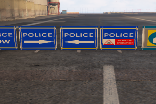 British Police Signs Pack