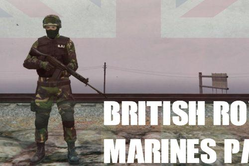 British Royal Marines (SWAT Re-texture)