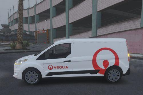 British Veolia Ford Connect
