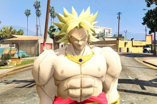 Broly [Add-On Ped]