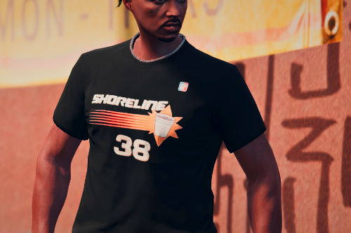 Brooklyn Projects T-Shirt Texture Pack [MP Male]