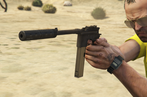 Bugged Update Pending Broomhandle Mauser C96/M712