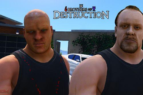 Brothers of Destruction [Ped Mod]