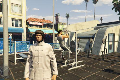 Bruce Lee [Add-On Ped]