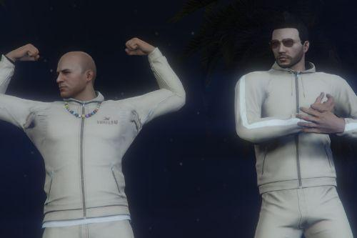 Brucie's Tracksuit for Freemode Male