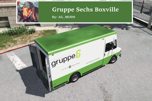 Brute Boxville - Gruppe Sechs [Add-On]