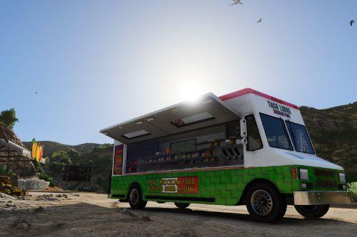 Brute Boxville - Mapped Taco Van [Replace | Add-On | Liveries]