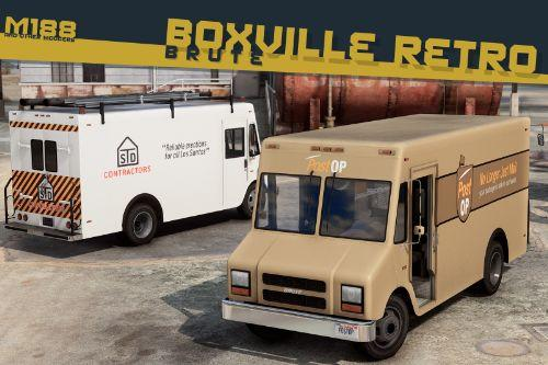 Brute Boxville Retro [Add-On | Replace | Liveries | Template | Sound | Custom Shards]