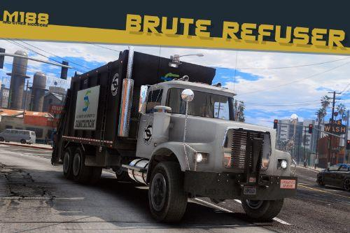 Brute Refuser / Tipper-based Trashmaster [Add-On | Replace | Liveries | Template | Sounds]
