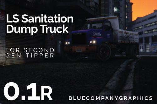 Brute Tipper II - Sanitation Livery