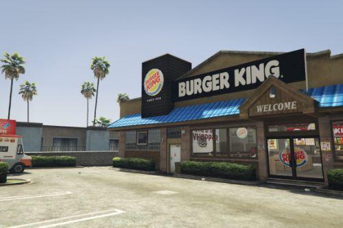 Bshot to Burger King [Ymap][MLO]