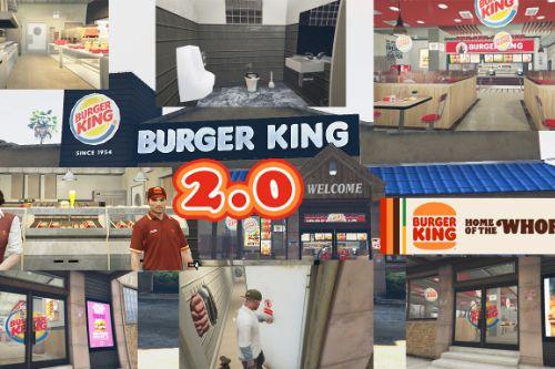 [MLO] Burgershot to Burger King [+YMAP addon]