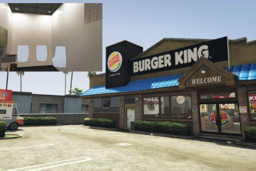 Burgershot to Burger King [MLO / YMAP]