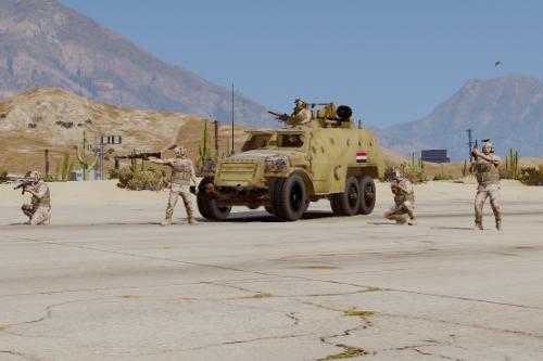 BTR-152 (AL WALID) APC [Add-on]