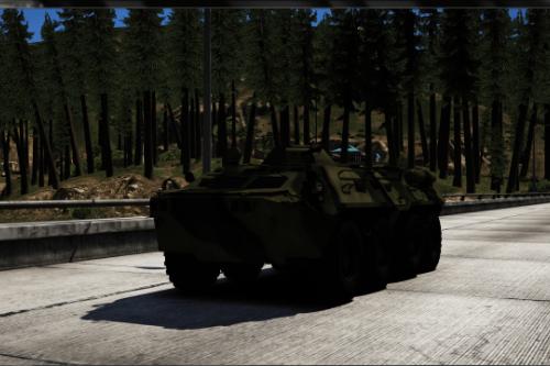 BTR-80 [Add-On]