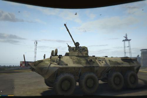 "BTR-90 ""Rostok"" [Add-On / Replace]"