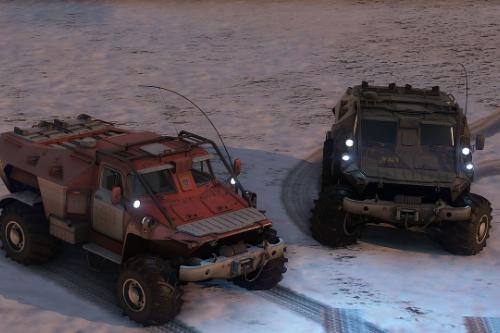 BTR80-GAZ53[Add-on]