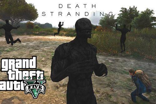 BTs from Death Stranding