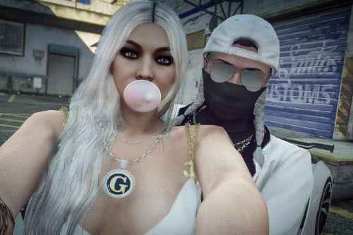 Bubblegum for MP Female/Male