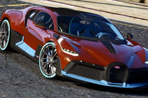 Bugatti Divo 2019 [Add-On]