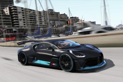 2019 Bugatti Divo [Add-On]