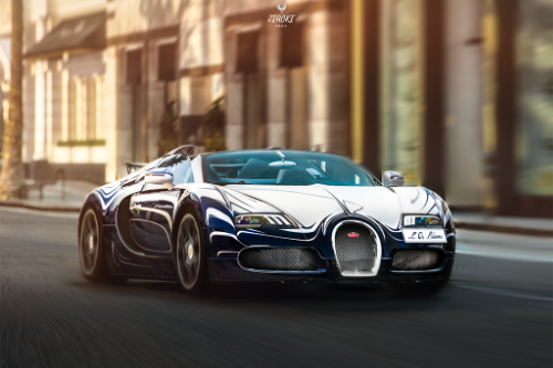 Bugatti Veyron'Grand Sport L'Or Blanc' [Add-On | Tuning | Livery]