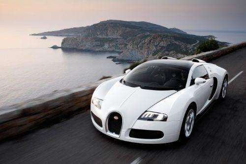Bugatti Veyron Handling Speed