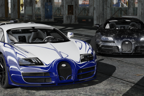 Bugatti Veyron Mansory [Add-On]