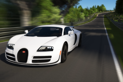 Bugatti Veyron Super Sport Handling [ NOTE: for AUTOMATIC SPOILER VERSION ]