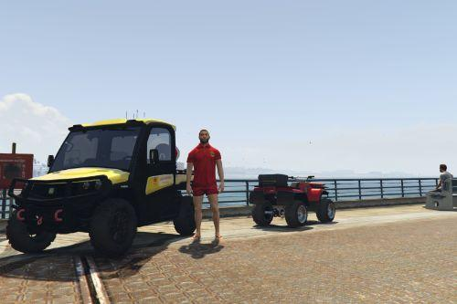 Buggy Lifeguard [Replace]