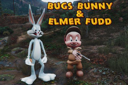 Bugs Bunny & Elmer Fudd