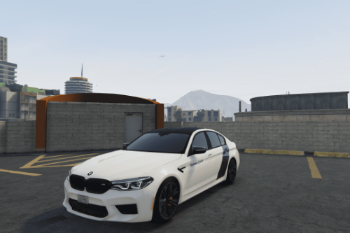 Bulkin BMW M5 F90 Carsharing Edition [FINAL]