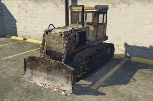 Bulldozer-T-130(S.T.A.L.K.E.R.)