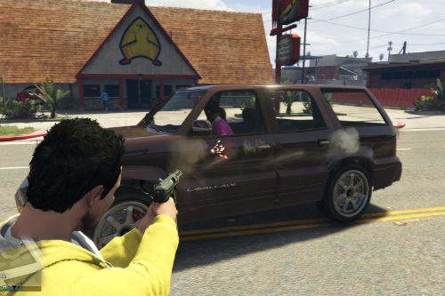 Realistic Bullet Penetration Force (materials.dat edit)