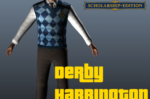 Bully Scholarship Edition: Derby Harrington