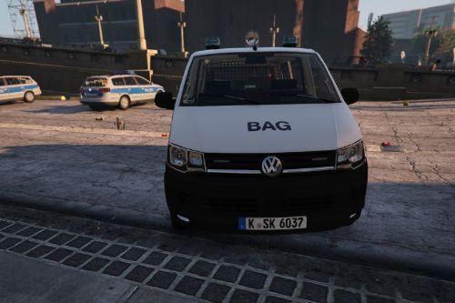 Bundesamt für Güterverkehr [BAG] Skin Für VW T6