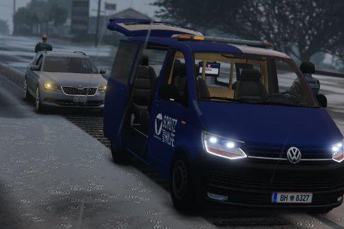 Bundesheer Transporter Österreich - T6 Volkswagen