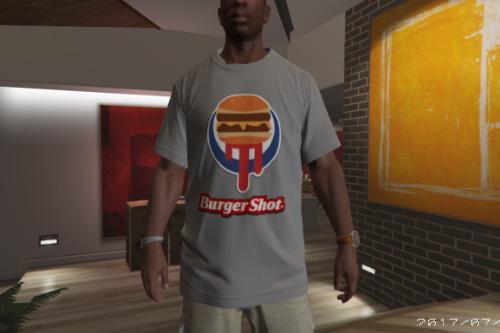 Burger Shot T-Shirt