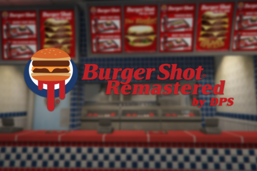 MLO - BurgerShot: Remastered GTA IV Interior [SP / FiveM]