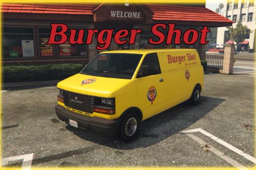 Burrito Burger Shot / Up-n-Atom