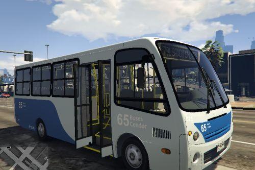 Bus Concepción Chile
