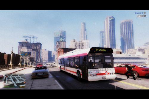 TCL Lyon Bus