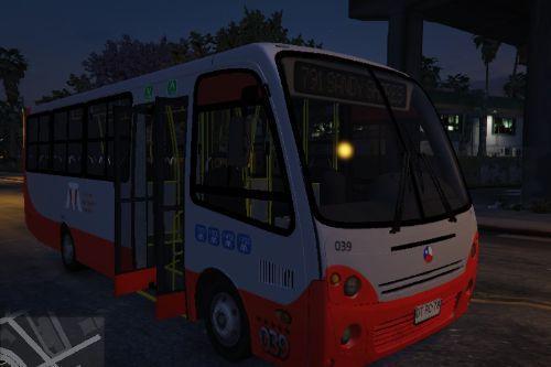 Bus FENUR Chile
