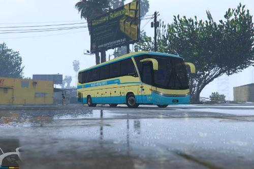 Entram and Novo Horizonte Brazilian Bus Skins