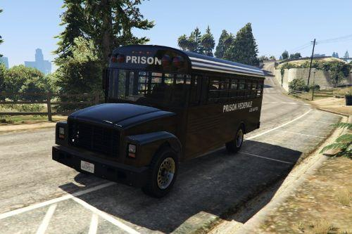 Bus prison | Paintjob | replace