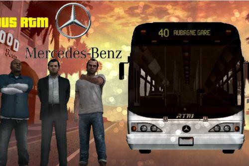 Marseille RTM Bus