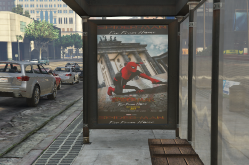 Bus-Stop Ads
