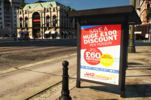 Bus Stops [UK] [15 PACK]