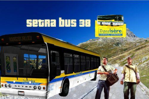 Transisère Bus 38
